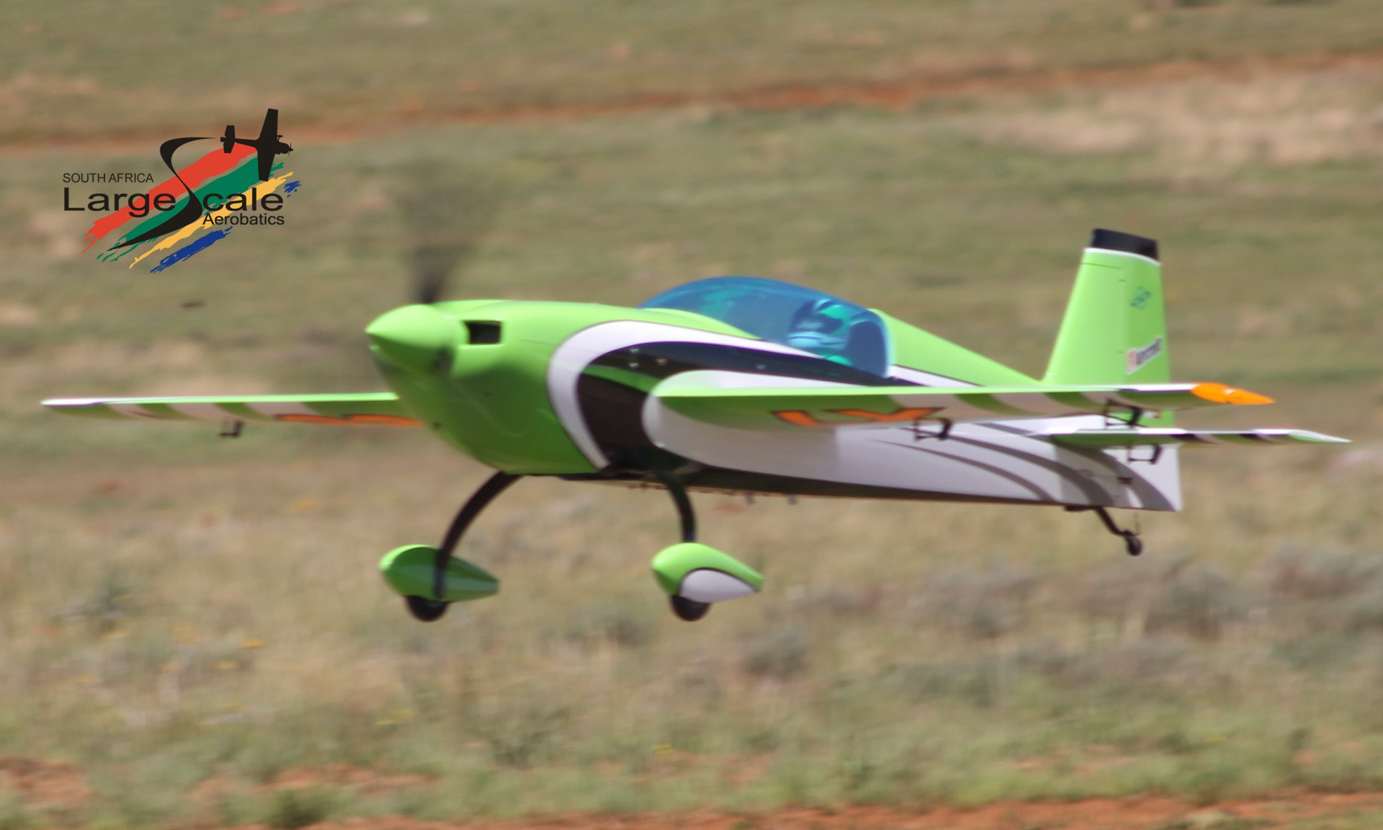 Large Scale Aerobatics South Africa